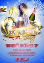 New Year's Eve Party 2012 în Tan Tan Club din Bucureşti