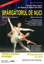Spărgătorul de Nuci la Teatrul Naţional din Bucureşti – ANULAT
