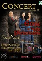 Concert Etnic şi Nelu Ploieşteanu la Crama Pandurilor din Bucureşti