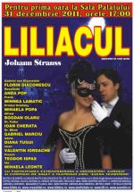 Liliacul de Johann Strauss la Sala Palatului din Bucureşti – ANULAT