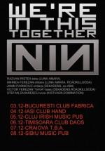 Turneu tribuit Nine Inch Nails în România
