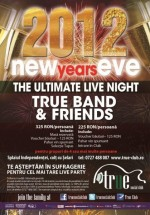 Happy True New Year în True Club din Bucureşti