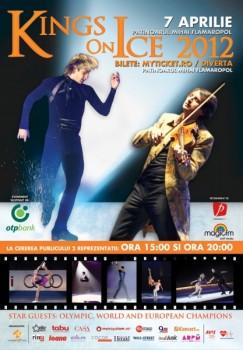 Kings On Ice 2012 la Bucureşti