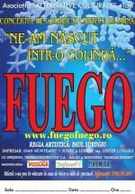 Turneu colinde Fuego 2011