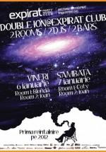 Double Ion Weekend în Expirat & Other Side din Bucureşti