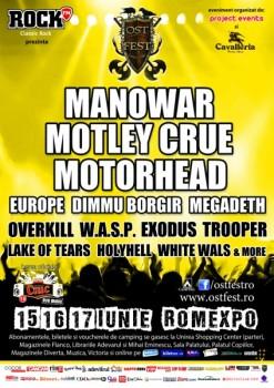 OST FEST 2012 la Bucureşti