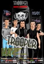 Turneu Trooper – Rock Jukebox în România