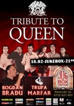Tribut Queen în Club Jukebox din Bucureşti