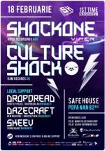 Culture Shock & ShockOne la Safe House din Bucureşti