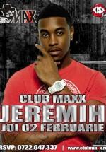 Concert Jeremih în club Maxx din Bucureşti – ANULAT