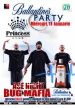 Concert B.U.G. Mafia în Princess Club din Bucureşti