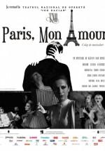 Paris, mon amour – la Teatrul Naţional de Operetă Bucureşti