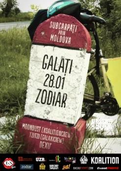 Concert Subcarpaţi în Club Zodiar din Galaţi