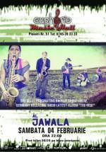 Concert Al Jawala la Euphoria Music Hall din Cluj-Napoca