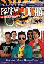 Concert Asha în True Club din Bucureşti