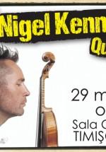 Concert Nigel Kennedy la Timişoara