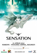 "Sensation ""The Ocean of White"" la Bucureşti"