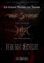 Turneu The Stone şi Infest în România