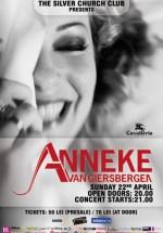 Concert Anneke van Giersbergen în The Silver Church din Bucureşti