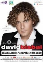 Bilete David Bisbal la Sala Palatului din Bucureşti