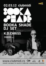 Booka Shade în Club Midi din Cluj-Napoca