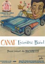 Concert Iulian Canaf în Club Jukebox din Bucureşti