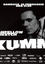Concert KUMM în Club Fabrica din Bucureşti