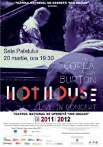 Concert Chick Corea şi Gary Burton la Sala Palatului din Bucureşti