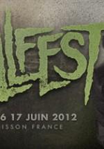 Hellfest 2012 la Clisson în Franţa