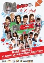 Concert LaLa Band la Sala Palatului din Bucureşti