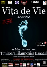 Concert Viţa de Vie la Filarmonica Banatul din Timişoara