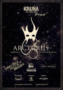 Concert Arcturus la Centrul Cultural Reduta din Braşov