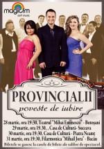 Turneu Provincialii în România