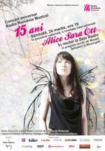 Concert Alice Sara Ott la Sala Radio din Bucureşti