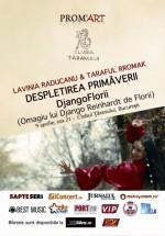 Concert Lavinia Răducanu şi Taraful Rromak la Clubul Ţăranului din Bucureşti