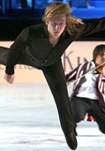 """Evgeni Plushenko şi Edvin Marton, """"regii gheţii"""" ce strălucesc şi dincolo de reflectoare şi efecte viziuale"""
