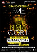 Nima Gorji la The One Cafe & Club din Oradea