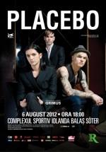 Concert Placebo pe Stadionul Iolanda Balaş Söter la Bucureşti