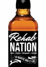 Concert Rehab Nation în Irish & Music Pub din Cluj-Napoca