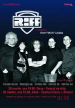 Concert Riff la Teatrul de Artă din Deva