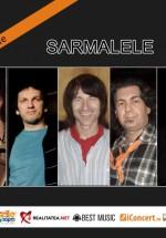 Concert Sarmalele Reci în Garage Club & Lounge din Bucureşti