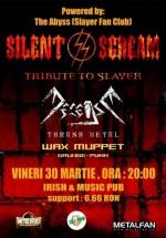 Concert Silent Scream în Irish & Music Pub din Cluj-Napoca