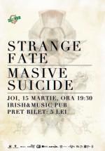 Concert Strange Fate şi Massive Suicide în Irish & Music Pub din Cluj-Napoca