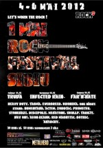1 Mai Rock Festival Sibiu 2012 la Bohemian Flow Art & Pub din Sibiu