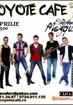 Concert Smashed Mosquito în Coyote Cafe din Bucureşti