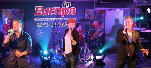 RECENZIE: Hi-Q a concertat în Garajul Europa FM (VIDEO)