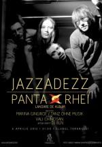 Concert Jazzadezz – lansare album în Clubul Ţăranului din Bucureşti