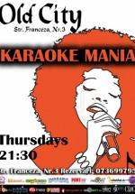 Karaoke Mania în Old City Franceză din Bucureşti