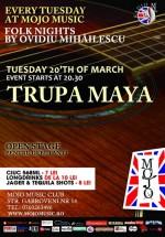 Concert Maya în Mojo Music Club din Bucureşti