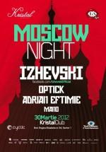 Izhevski şi Optick în Kristal Glam Club din Bucureşti